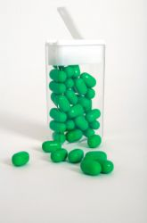 Which Wintergreen Candy Sparks the Brightest in the Dark?