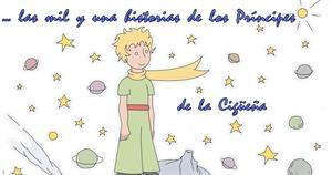 Los príncipes de la cigüeña, un blog con material educativo para Educación Infantil