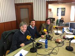 Ricardo Alonso Maturana participa en el debate sobre el futuro digital de La Rioja