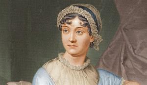 Una visión realista e icónica de la vida, Jane Austen