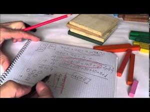 Algoritmo de la suma con números de tres cifras