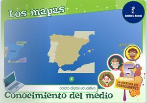 Los mapas (Cuadernia)