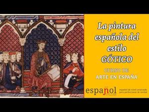 Pintura del gótico en España