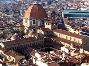 Basílica de San Lorenzo de Florencia (comentario)