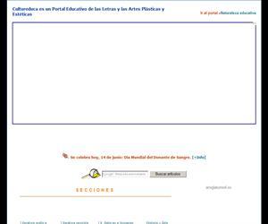 cultureduca.com: Portal educativo de las letras y las artes (ASOCAE)