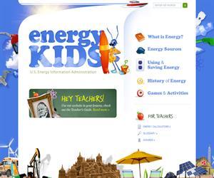 Lecciones de energía para niños (inglés)