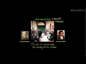 Argentina: 25 de Mayo de 1810. Primer Gobierno Patrio - parte 2