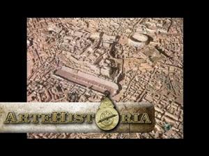 La ciudad romana (Artehistoria)