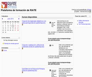 Curso virtual para utilizar la aplicación educativa Hot Potatoes (riate.org)