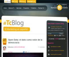 Open Data: el dato como valor de la democracia (José Luis Rodríguez)