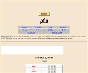 Reglas de uso de varias letras y de las palabras con mayúsculas y acentos (XI)