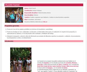 El pueblo Guaraní