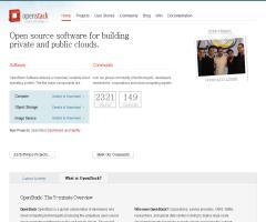 OpenStack: open Source Cloud Computing Software
