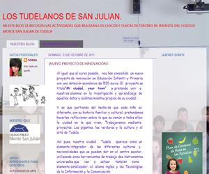 Los Tudelanos de San Julián (Blog Educativo de Educación Infantil)