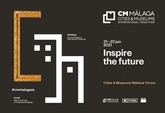 Debatimos en la sesión inaugural de Cities&Museums Webinar Forum sobre los retos de cultura y turismo en la nueva era digital post-covid
