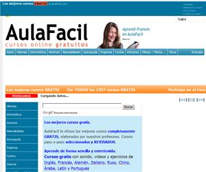 AulaFácil: Cursos Gratis On-line