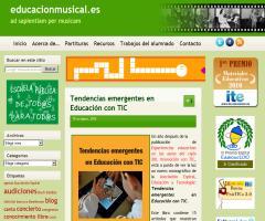 Monográfico Tendencias emergentes en Educación con TIC (Asociación Espiral)