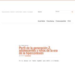 Perfil de la generación Z, adolescentes y niños de la era de la hiperconexión | Pulso Social