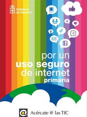 Uso seguro de Internet. Unidades didácticas para Primaria (disfrutalared.com)