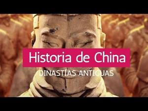 Historia de China: las dinastías antiguas