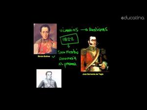 Perú: 28 Julio 1821. Día de la Independencia II