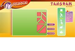 Tangram online (PerúEduca)
