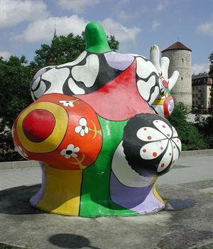Niki de Saint Phalle: vida y obra de la transgresora artista