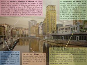 Bilbao por Francisco Motto Portillo. La ciudad en el arte