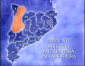 Catalunya des de l'aire. Noguera, Pallars Jussà i Pallars Sobirà