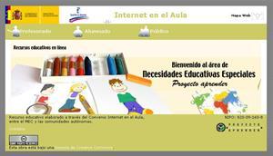 APRENDER: un proyecto de Necesidades Educativas Especiales