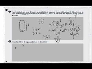 Destrezas p6 - Capacidad y Volumen