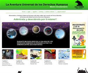 La aventura universal de los Derechos Humanos (Obra Social Caja Madrid)