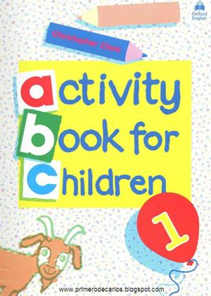 Activity book for children 1. Oxford English