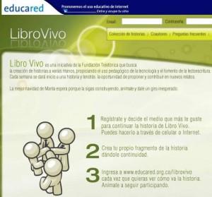 Libro Vivo (Educared en Colombia)