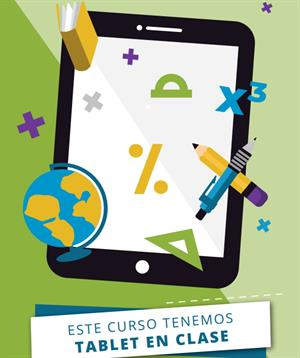 Uso responsable de las tabletas en el entorno escolar. Aprendizaje Basado en Problemas (ABP)