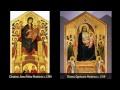 Giotto y Cimabue. Renacimiento inicial y Gótico tardío (Smart History)