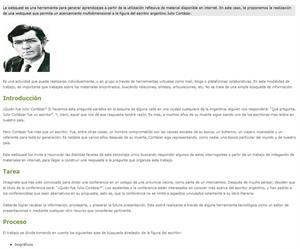 Webquest: ¿Quién fue Julio Cortázar?