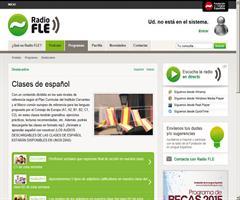 Clases de español (Radio FLE)