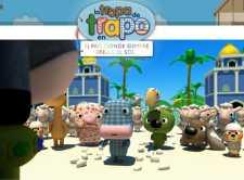 La tropa de trapo, el trailer de la película de animación en 3D (YouTube)