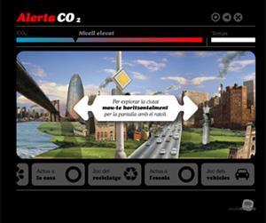 Alerta CO2, juego didáctico para combatir el exceso de CO2