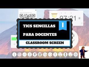 TICs para docentes: Classroom Screen