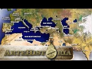 El Mediterráneo en el año 525