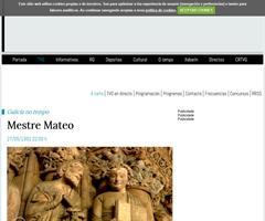 Galicia no tempo: Mestre Mateo