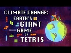 O cambio climático: o Tetris xigante da Terra