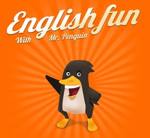 English fun with Mr. Penguin. Vacaciones de verano 2015