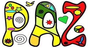 Decoramos nuestra clase coloreando por la paz (Orientación Andújar)