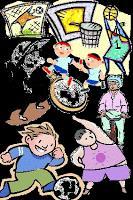 ¿Juegas conmigo? Unidad didáctica de Educación Física (udtube.blogspot.com)