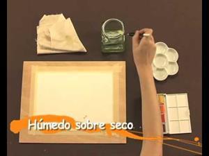 Cómo pintar con acuarelas (EducaThyssen)