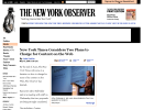 New York Times Considers Two Plans to Charge for Content on the Web