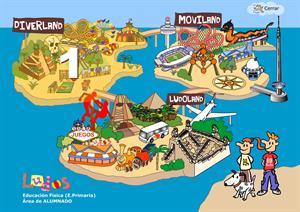 Ludolandia. Juegos didácticos interactivos de Educación Física para Primaria